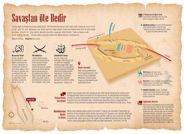Bedir Savaşı (infografik)
