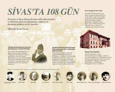 Sivas'ta 108 gün (infografik)